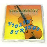 Струны для скрипки