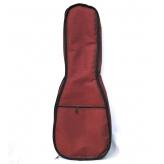 Чехол для концертного укулеле MusicLife UKC10RD утепленный