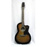 Акустическая гитара Caraya C901-TBS эстрадная