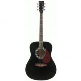 Акустическая гитара Harley Benton HBD120BK эстрадная