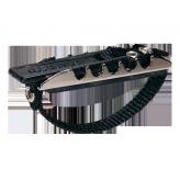 Каподастр Dunlop Advanced Guitar Capo 11 плоский