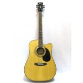Электроакустическая гитара Cort AD880CE w/bag Nat эстрадная