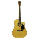 Электроакустическая гитара Fender CD-60CE NT эстрадная