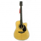 Электроакустическая гитара Vintage VEC1100N эстрадная