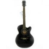 Электроакустическая гитара Vintage VEC350BMS эстрадная
