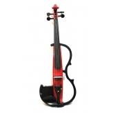 Электроскрипка MusicLife EVH01Red 4/4