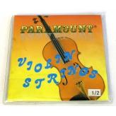 Струны для скрипки Proline 1\2