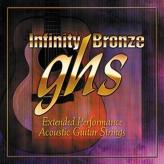 Струны для акустической гитары GHS Strings Infinity Bronze